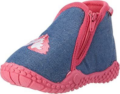 Playshoes Chaussons Licorne Pantoufles Fille