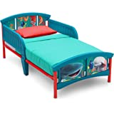 Delta Children Plastic Toddler Bed Disney Pixar Finding Dory
