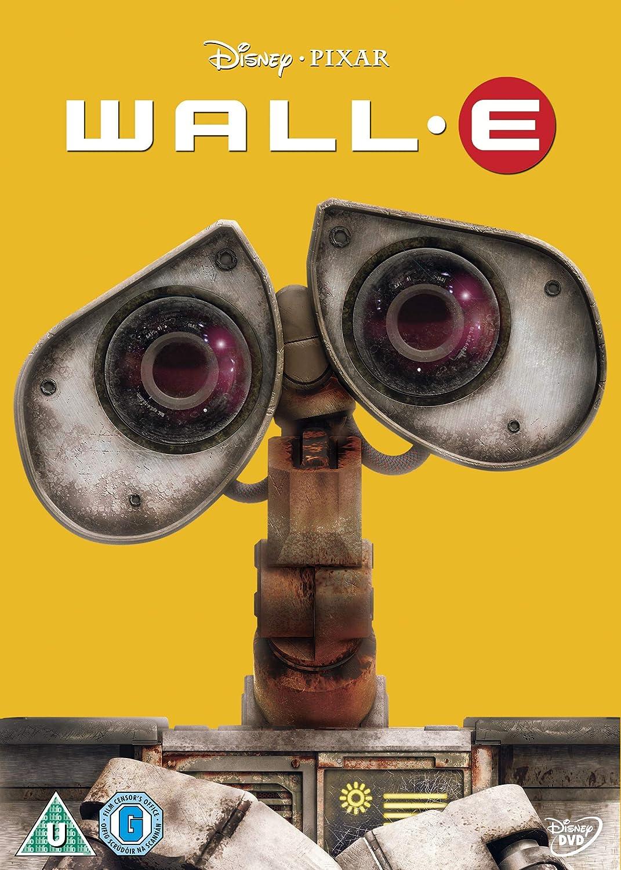 Wall E Dvd 2008 Amazon Co Uk Ben Burtt Elissa Knight Jeff Garlin Andrew Stanton Ben Burtt Elissa Knight Min Wha Dvd Blu Ray