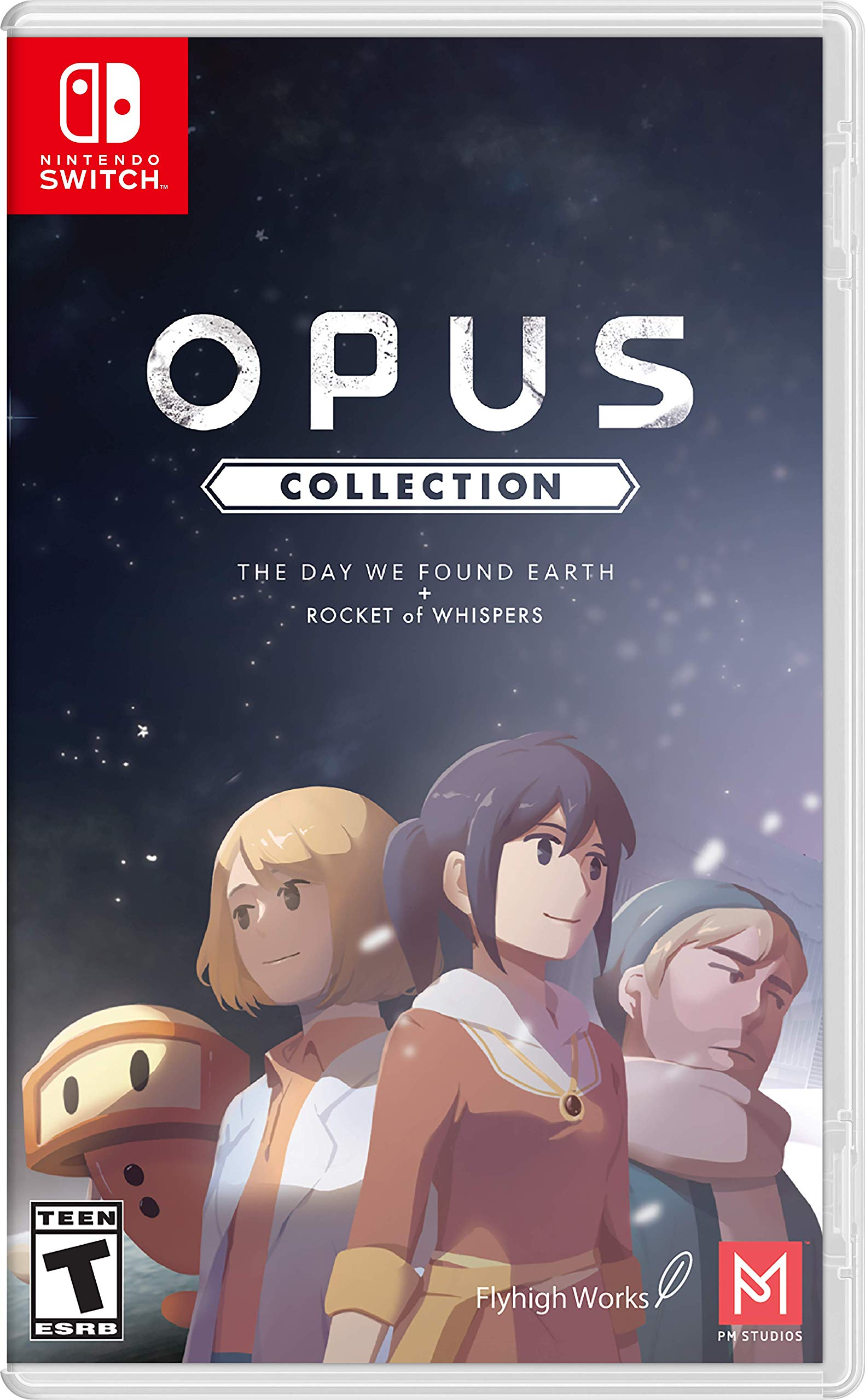 OPUS: Collection - Nintendo Switch