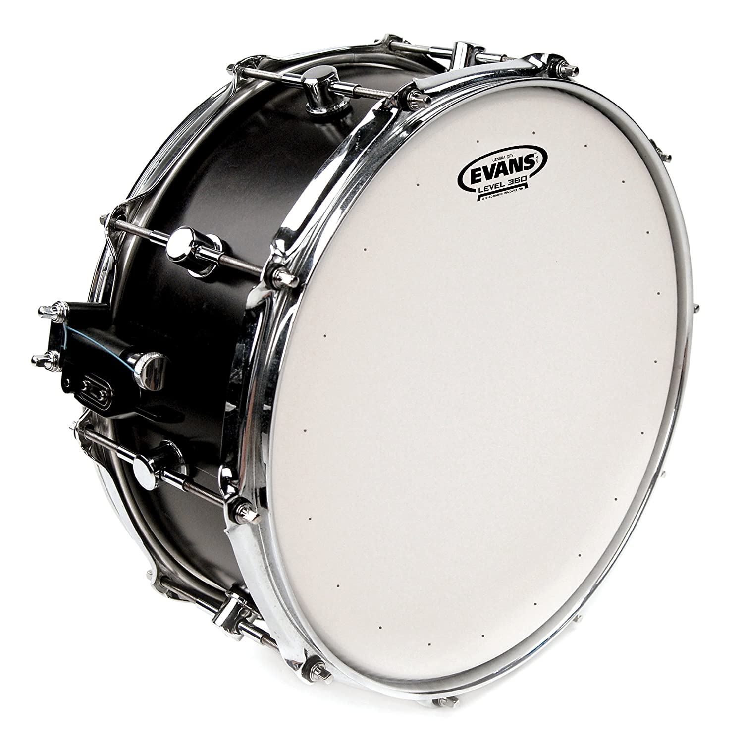 Evans 14-Inch G2 Clear Drum Head TT14G2 2-Ply Tom Batter Snare Timbale Top
