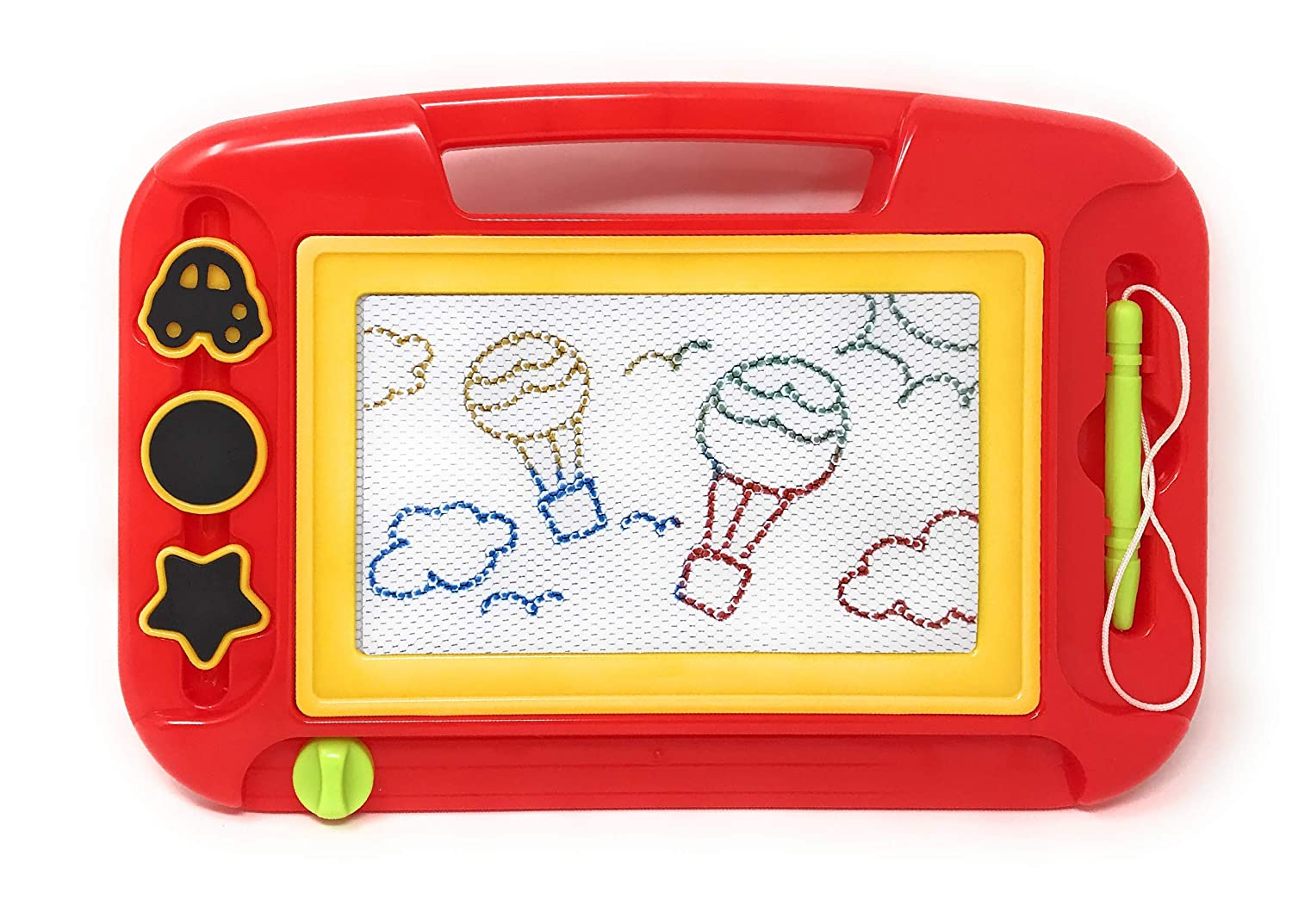 The Magnetic Doodle Board travel product recommended by Kristina Portillo on Lifney.
