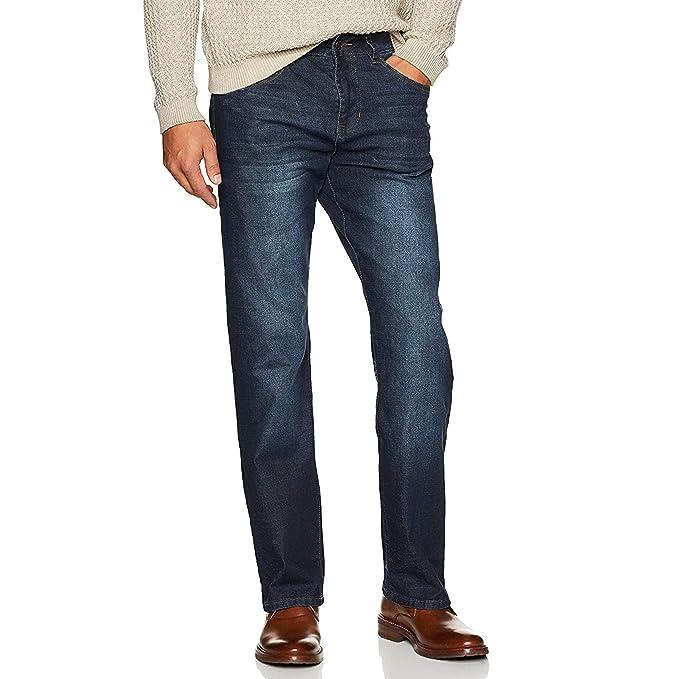 Amazon.com: IZOD - Pantalones vaqueros elásticos para hombre ...