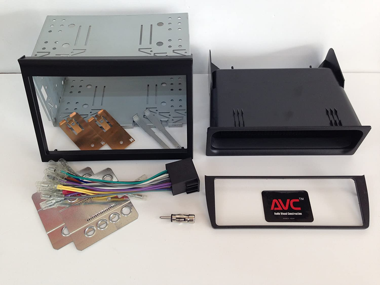 AVC  996用 2DIN取付KIT(純正移設/1DIN小物入れ付) B00GBVPWSC