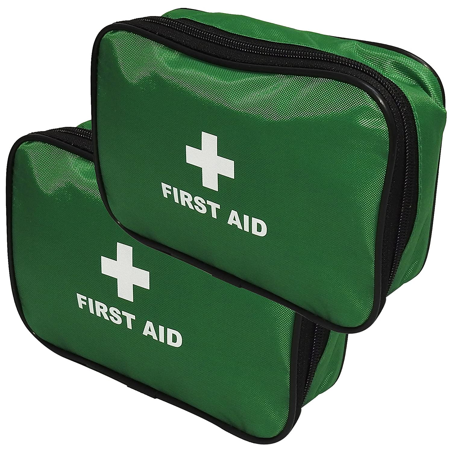 Qualicare Large Zip Top Bag Easy Carry Empty First Aid
