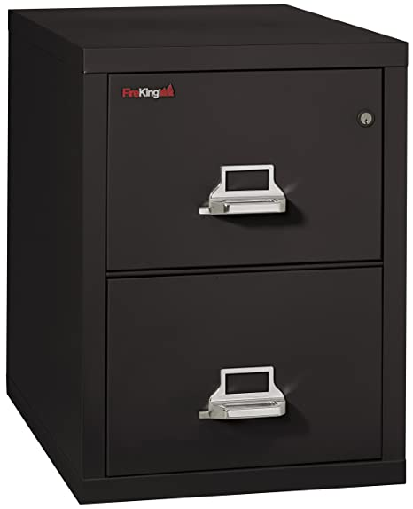 Amazon.com: FireKing Fireproof Vertical Mueble archivador (2 ...