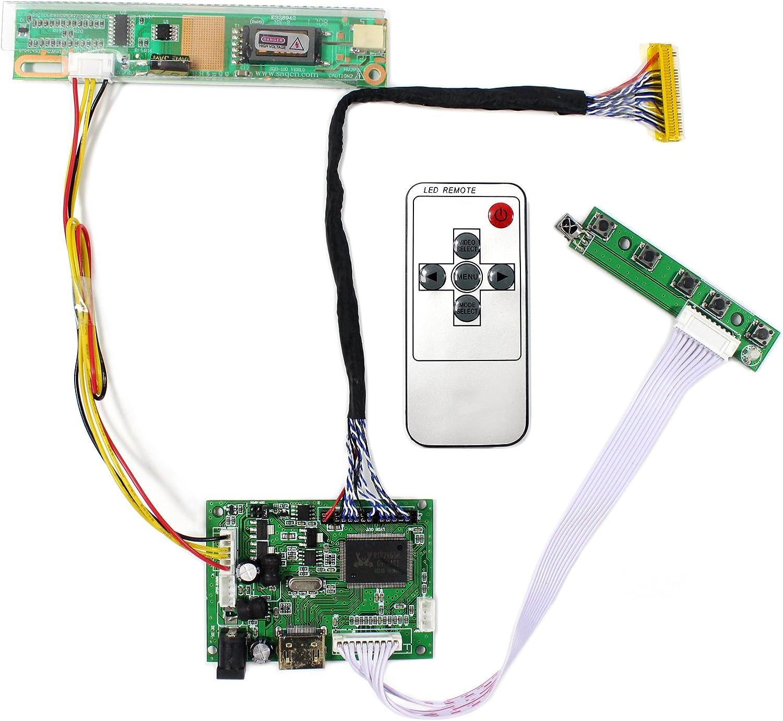 Tarjeta de controlador LCD de entrada HDMI para CLAA154WP05