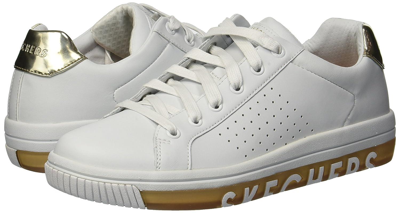 Amazon.com | Skechers Womens Street Sweet-Step on It Sneaker | Fashion Sneakers