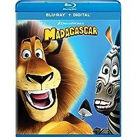 Madagascar on Blu-ray