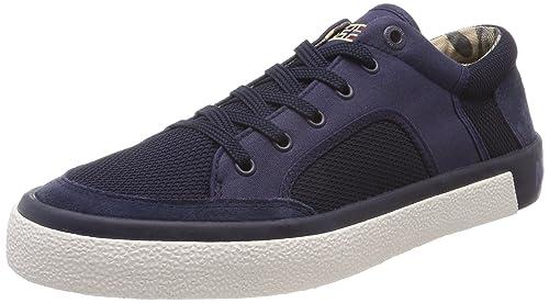 NAPAPIJRI FOOTWEAR Jakob, Sneaker Uomo, Blau (Blue Marine), 40 EU