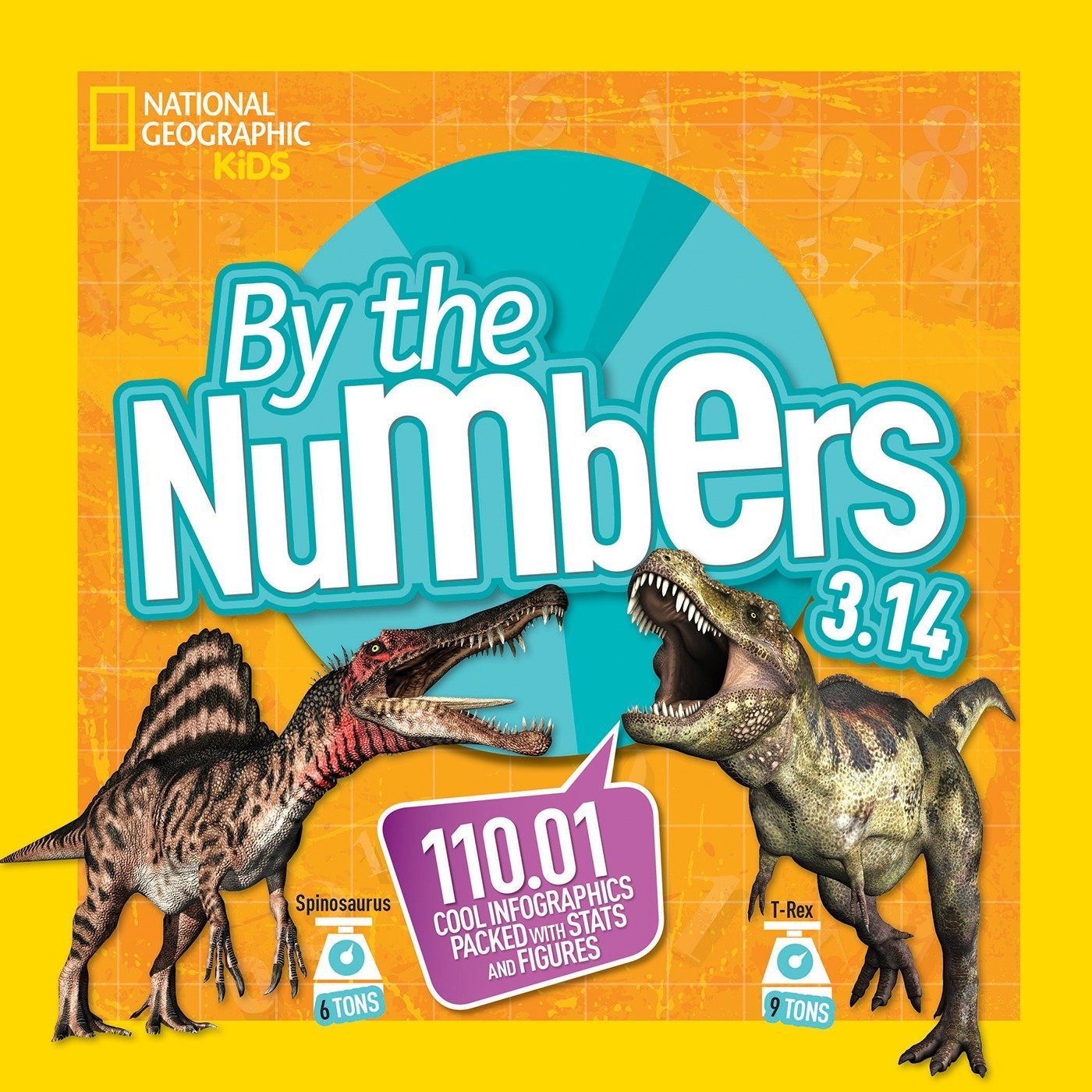 Download By the Numbers 3.14: 110.01 Cool Infographics Packed With Stats and Figures PDF