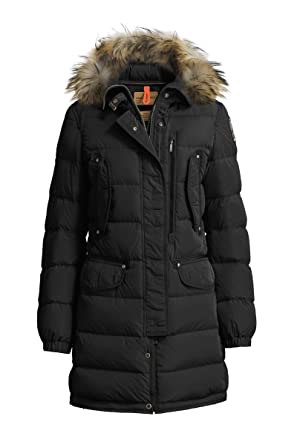 Parajumpers HARRASEEKET Jacket - Black - Womens - XL at Amazon Women's Coats Shop