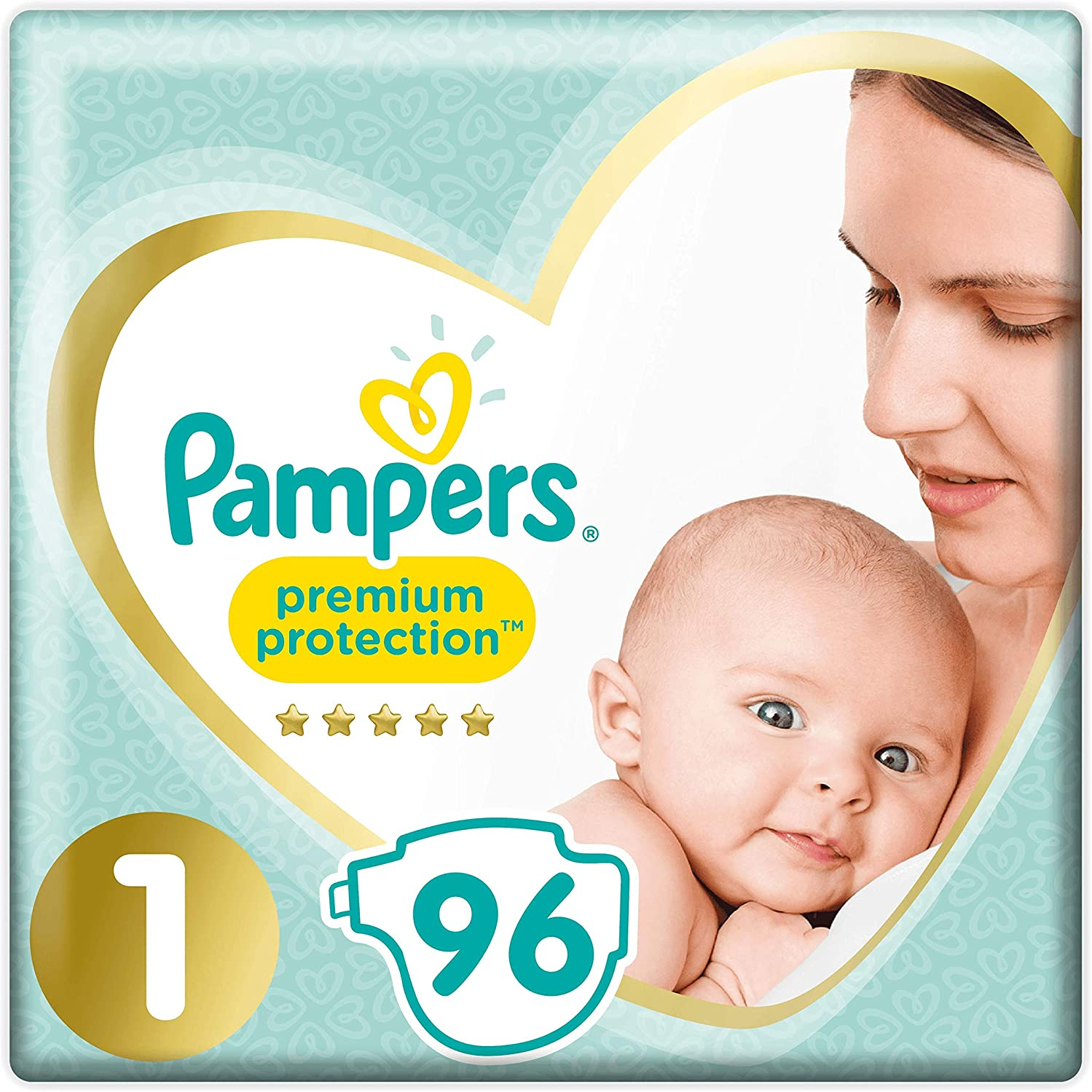 Couche pampers pas cher