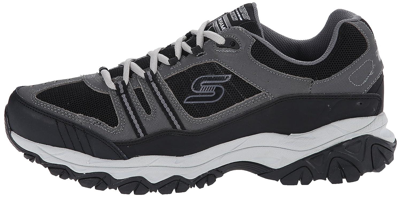 Skechers-Men-039-s-After-Burn-Memory-Fit-Strike-Off-Lace-Up-Sneaker thumbnail 33