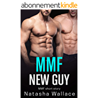The New Guy: MMF Straight to Gay Short Story (English Edition)