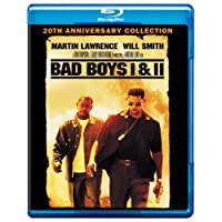 Bad Boys 1 & 2: 20th Anniversary Collection (2-Disc)