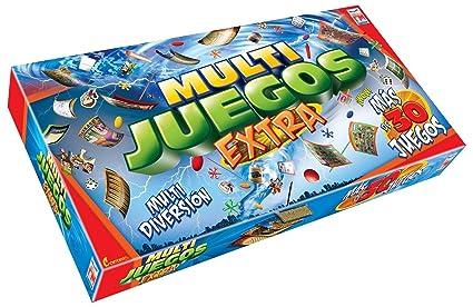 Fotorama Juego De Mesa Multijuegos Amazon Com Mx Juegos Y Juguetes