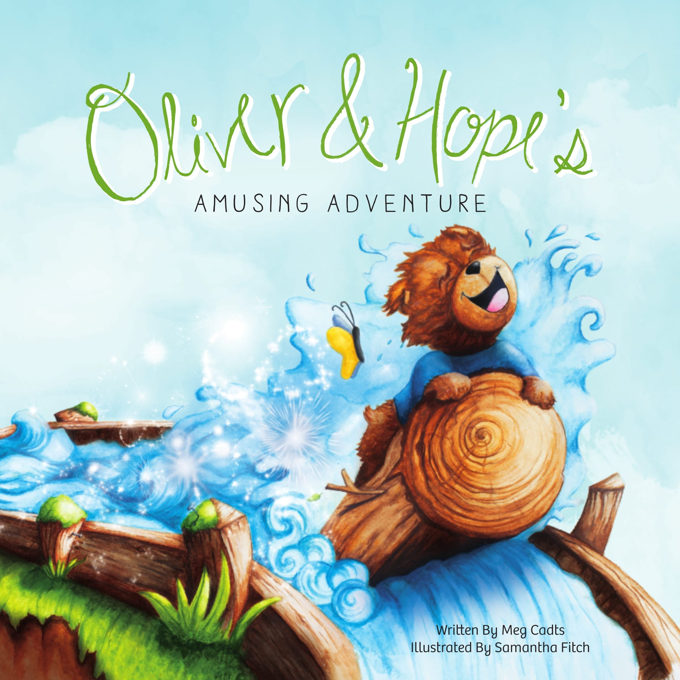 Oliver and Hope's Amusing Adventure (Oliver & Hope) pdf epub
