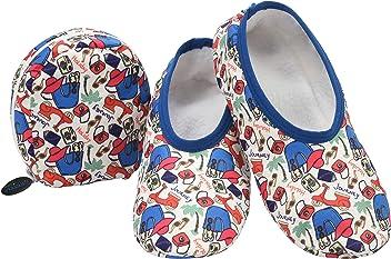 61e093d1dbd Snoozies! Cute Prints Mixed Designs Plush Skinnies   Travel Pouch