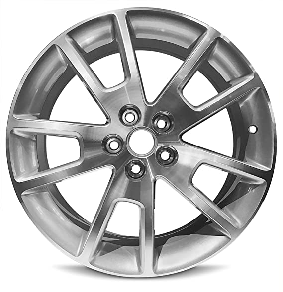 amazon road ready wheels new 18 inch chevrolet malibu 2009 Chevy Stock Rims amazon road ready wheels new 18 inch chevrolet malibu replacement alloy wheel rim 18x7 inch 5 lug 65 1mm center bore 41mm offset 9596801 9598595 sdt