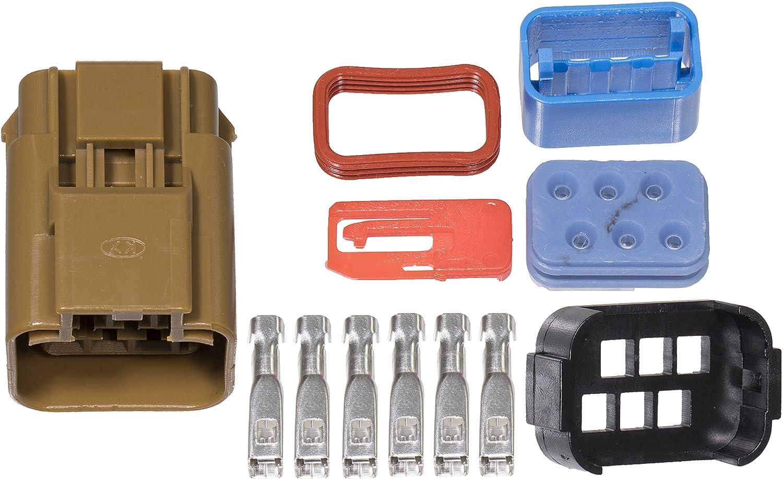 apdty 140006 - Cableado Arnés Conector Pigtail (permite sustitución de un roto conector sin empalme; Ventana Motor, Motor para limpiaparabrisas, ...