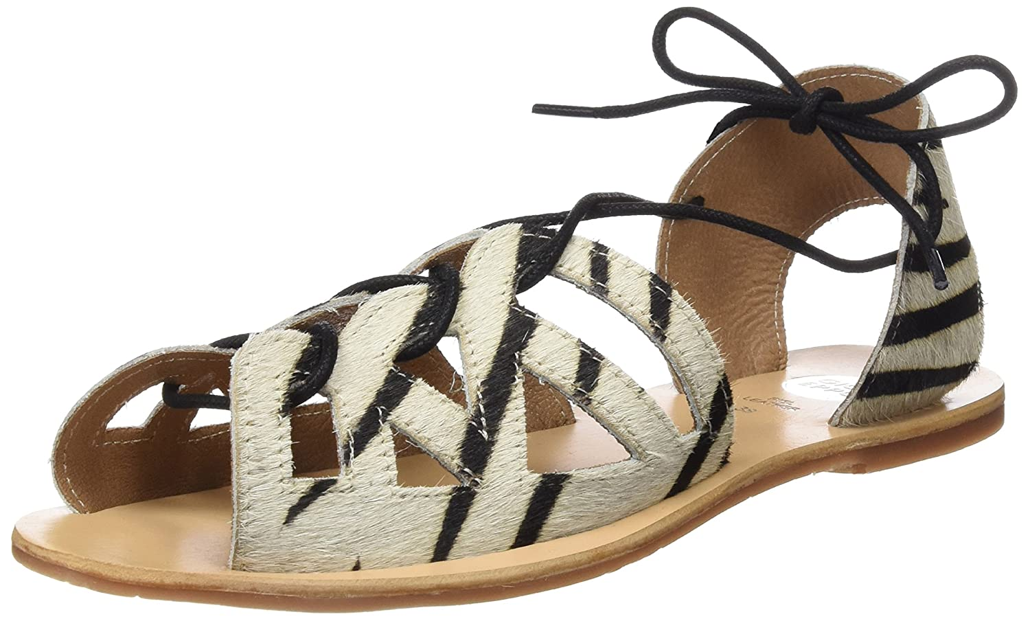 Womens Alia Sandals, Black Gioseppo