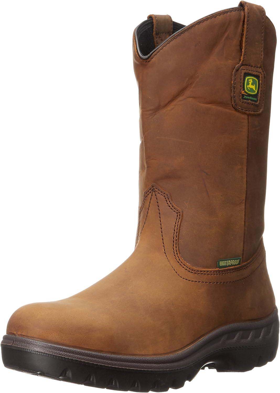 John Deere Men's JD4604 Boot