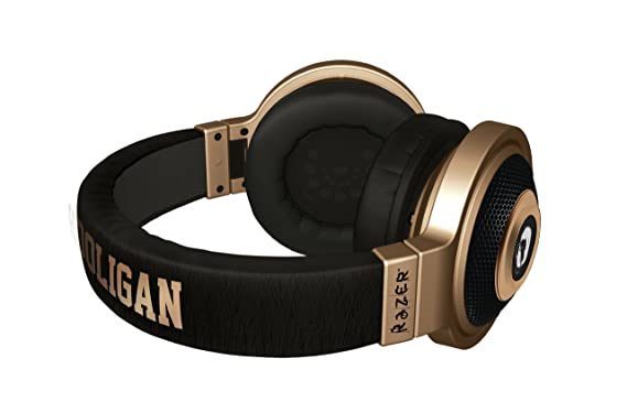 79cd0af55e0 Amazon.com: Razer Kraken Over Ear E-Panda Hooligan Headphones: Home Audio &  Theater