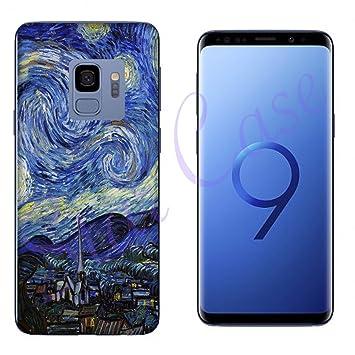 Funda Galaxy S9 Plus | S9+ Carcasa Samsung Galaxy S9 Plus | S9+ Vincent Van Gogh