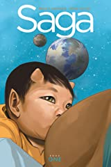 Saga Book One: Deluxe Edition Kindle Edition