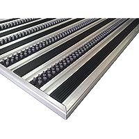 Aluminio Profesional Felpudo para sistema HD40, tamaño 110x