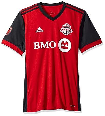 the best attitude b0220 13592 adidas MLS Men's Toronto FC Home Replica Jersey, Off-White ...