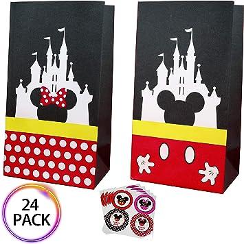 Amazon.com: QMZ - Bolsas de regalo para fiestas de ...