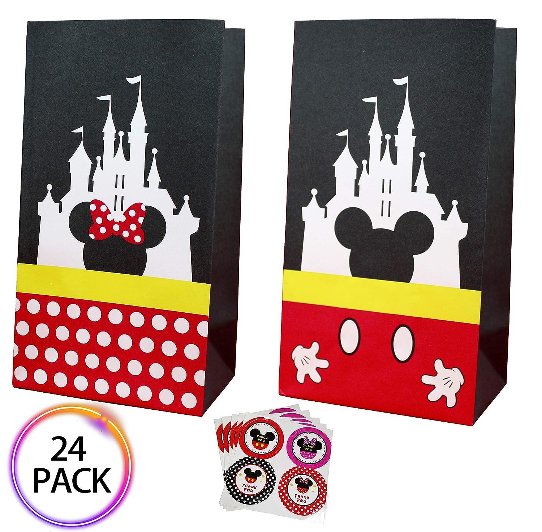 Amazon.com: QMZ Bolsas de regalo para fiesta, para dulces ...