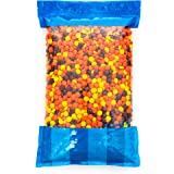 REESE'S Pieces Candy BULK 5 Pounds in a Bomber Bag