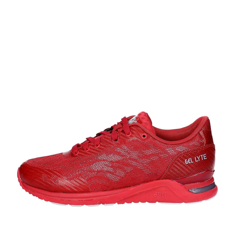 frais frais ed2dd 8100f Amazon.com: SNEAKERS ASICS H623N-0196 GEL-Lyte EVO BLANC: Shoes