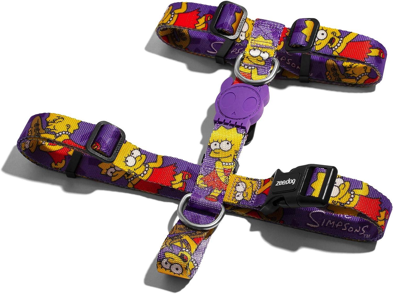 Amazon.com : ZEE.DOG | The Simpsons | Lisa Simpson Dog H ...