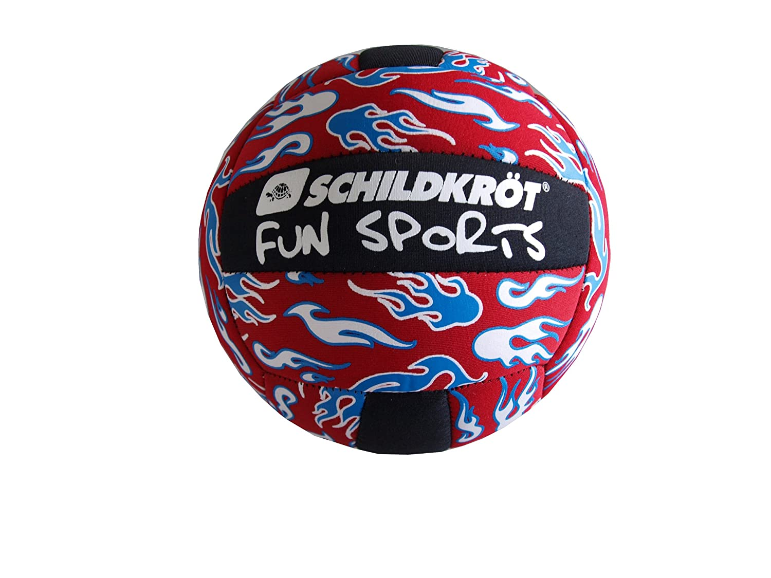 Schildkrö t Fun Sports NEOPREN Mini-Beachvolleyball, Grö ß e 2, rot Schildkröt Funsports 970074