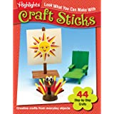 Essential Learning Products Look What You Can Make with Craft Sticks