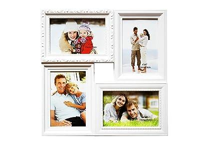 guteinte marco múltiple de pared – Marco de fotos para 4 fotos 10 x 15