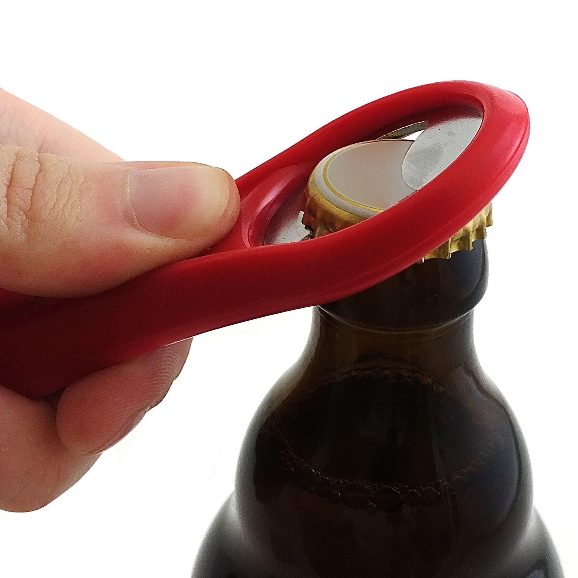 Les derniers Ouvre-bocal–Garantie de remplacement à vie–N ° 1nominal de cuisine de maintien pour couvercles tenaces, Caps et bouteilles–conçu pour les petites mains, les personnes âgées ou ceux qui Perdent de l\'arthrite