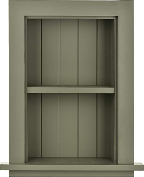 Adirhome Recessed Wall Mount Storage Cabinet Sturdy Fully