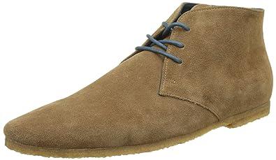 recherche de véritables meilleur site les plus récents Schmoove Men's Crep's Desert Desert Boots Brown Size: 9 UK ...