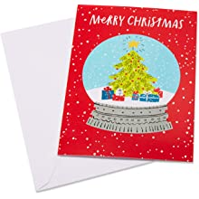 Link for Snow Globe Greeting Card