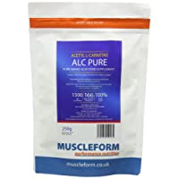 Muscleform 250 g Pure Acetyl L-Carnitine