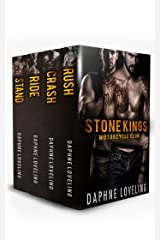 STONE KINGS MOTORCYCLE CLUB: The Complete Collection Kindle Edition
