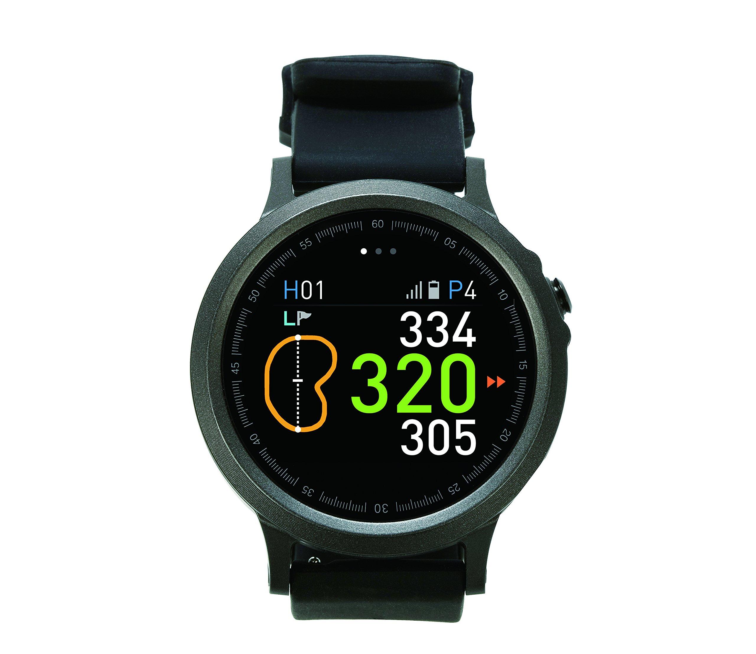 GolfBuddy WTX Smart Golf GPS Watch, Black by GolfBuddy (Image #3)