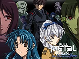 Fullmetal Panic the Second Raid Season 3 (English Dubbed)