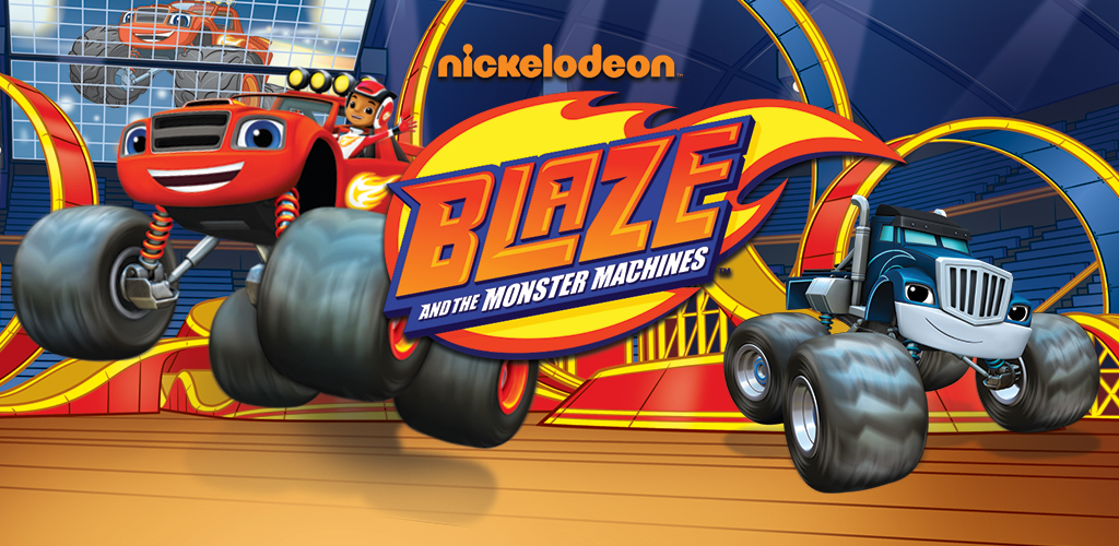 : Blaze and the Monster Machines (Fire Edition): Appstore for Android