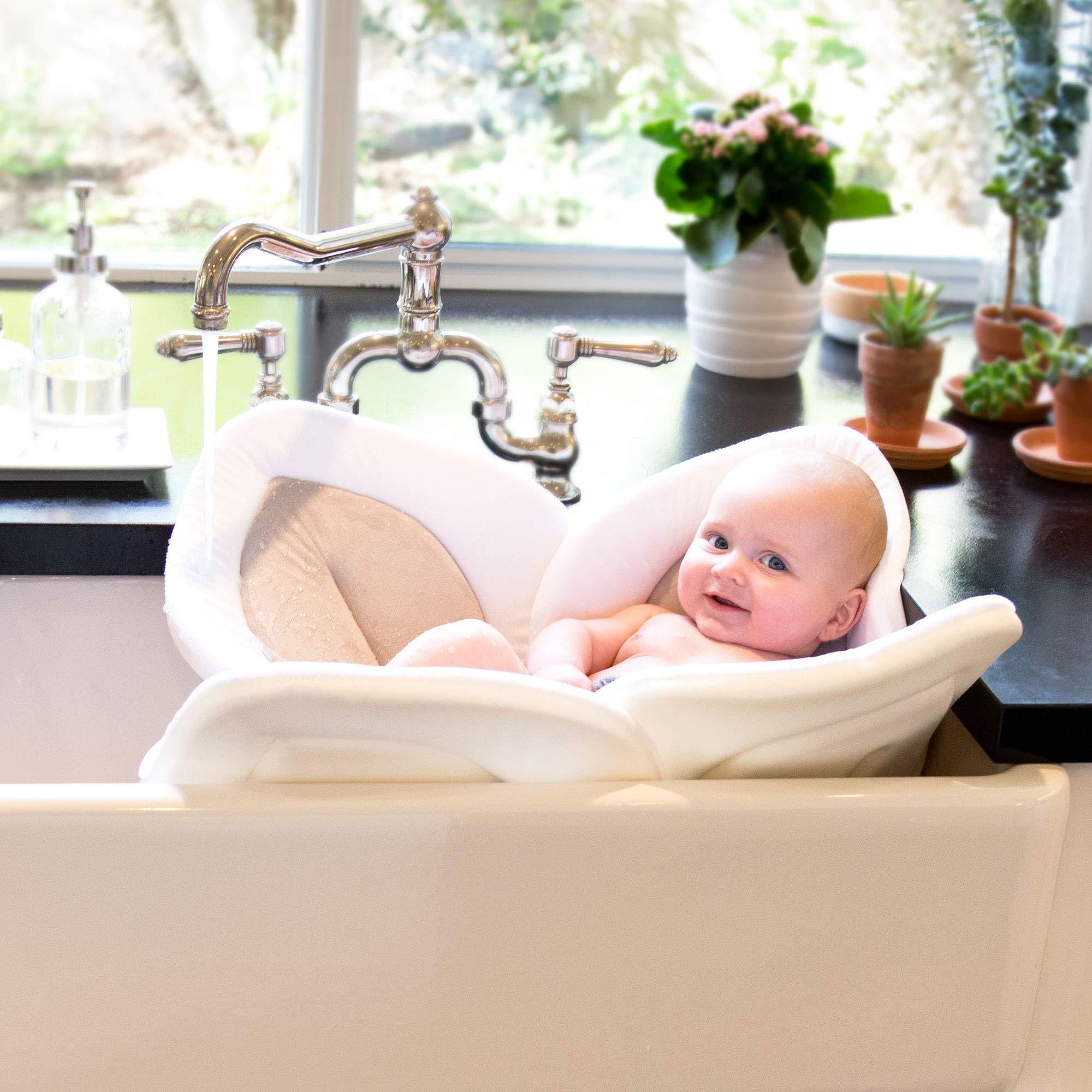 Blooming Bath Lotus - Baby Bath (Gray/Dark Gray) by Blooming Bath (Image #6)